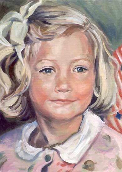 Kelton Ryland - oil on canvas